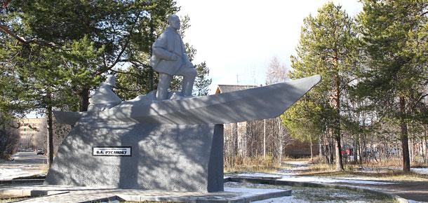 В Печоре отреставрировали символ города