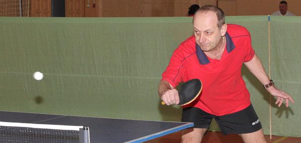 В СОК «Сияние севера» состоится турнир по настольному теннису памяти Г.Г. Жмуркина в зачет спартакиады трудовых коллективов МР «Печора»