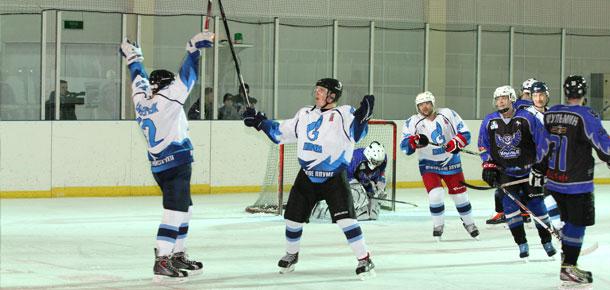 В Печору пожаловала команда «Крылья Арктики» из заполярной Воркуты.