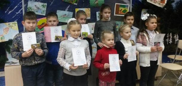 Печорские школьники приняли участие в конкурсе НП «Югыд ва»