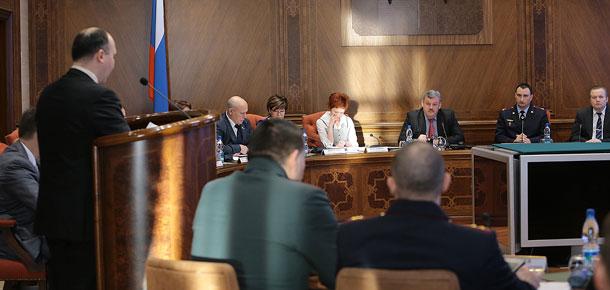 Сергей Гапликов поручил расширить сеть пунктов проведения химико-токсикологической экспертизы