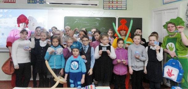 Новогодний праздник в п. Кожва Печорского района