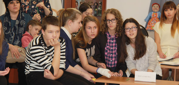 Печорский историко-краеведческий музей провел для школьников интеллектуальную игру «Улицы и имена», посвященную дню рождения Печоры