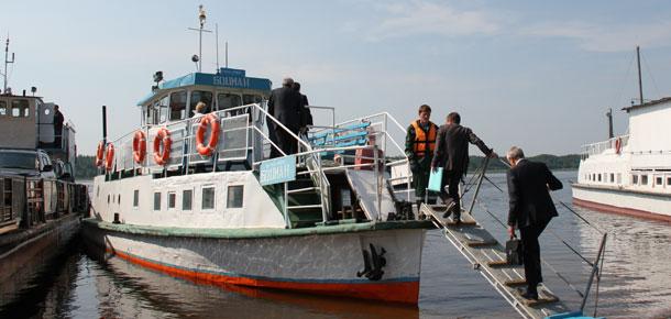 Печорской транспортной прокуратурой проводилась проверка исполнения законодательства о безопасности плавания на внутреннем водном транспорте