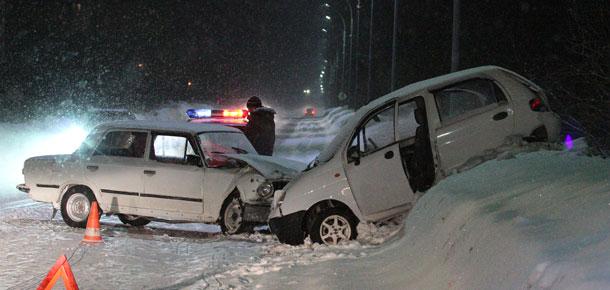 В ДТП в Печоре обошлось без пострадавших