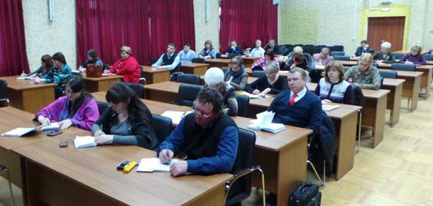 В Печоре состоится цикл занятий от учебного центра Управления противопожарной службы и гражданской защиты Республики Коми