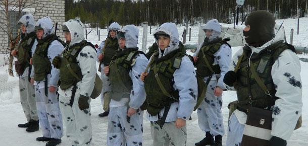 Отдел военного комиссариата по городу Печоре и Печорскому району продолжает набор на военную службу