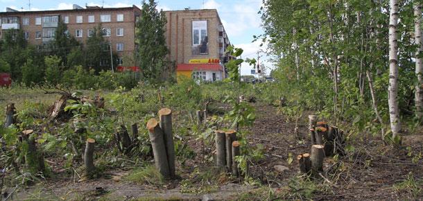 Печорской межрайонной прокуратурой по информации в сети Интернет о незаконном строительстве по адресу: ул. Булгаковой, 13 была проведена проверка