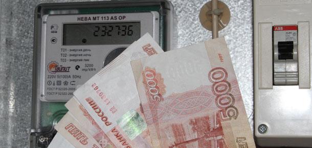 Долг – 64,85 миллиона за электроэнергию жителей Печоры