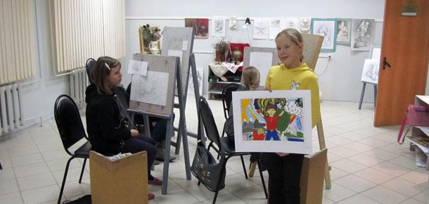 Школа искусств приглашает