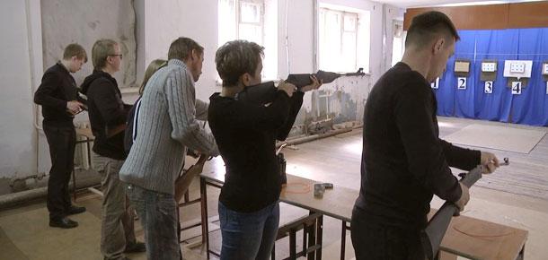 В тире по улице Ленинградской, 22 состоялось первенство МР «Печора» по стрельбе
