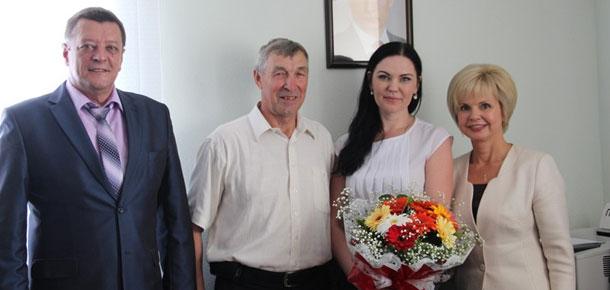 Начальника Управления Пенсионного фонда по городу Печоре Республики Коми Петра Андреевича Чупрова проводили на заслуженный отдых