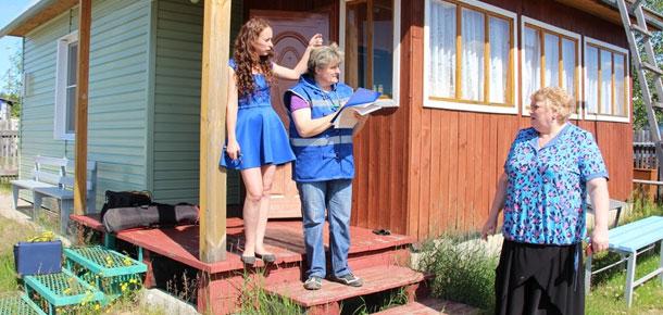 1 июля в Печорском районе, как и по всей стране, началась Всероссийская сельскохозяйственная перепись