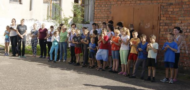 Общение полицейских Печоры с воспитанниками подшефного детского дома №17 осуществляется не первый год