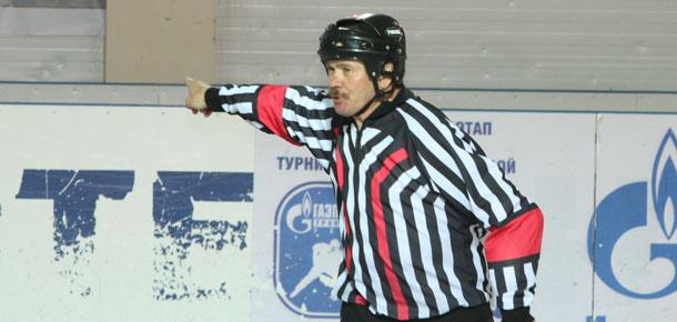 Сезон хоккея в Печоре открыт!
