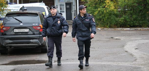 Отдел МВД России по г. Печоре производит отбор кандидатов на службу в патрульно-постовую службу