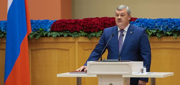 Сергей Гапликов вступил в должность главы Республики Коми