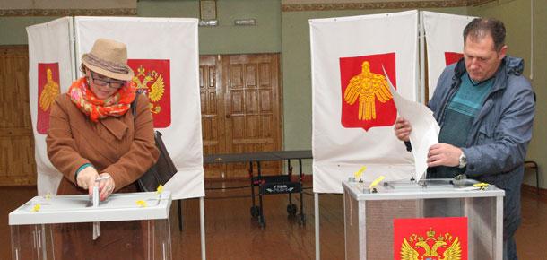 Выборы-2016: идет подсчет