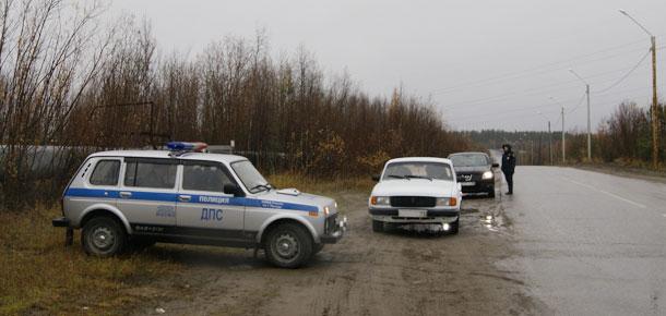 Сегодня, в утренние часы, сотрудниками ОГИБДД ОМВД России по г. Печоре проведено оперативно-профилактическое мероприятие по массовой проверке водителей на состояние опьянения