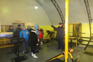В печорской ИК-49 (п. Мишаяг) прошел день открытых дверей