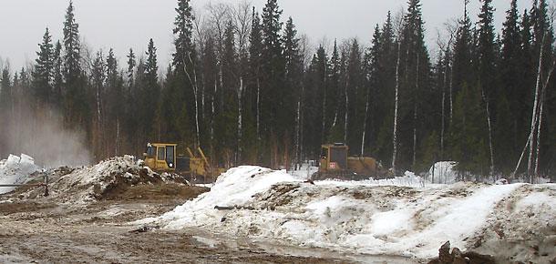 Печорская природоохранная межрайонная прокуратура провела проверку соблюдения законодательства