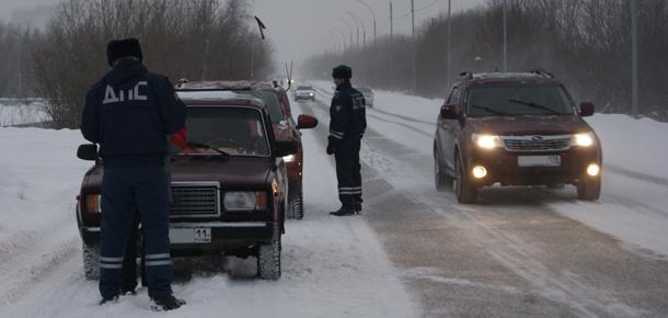 На территории МР « Печора» с 21 по 27 ноября текущего года проходит оперативно-профилактическое мероприятие под условным наименованием «Штраф»
